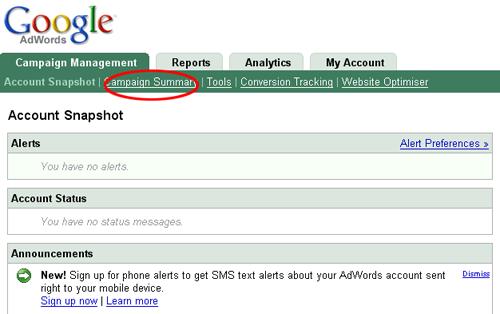 Tutorial Memasang Iklan Di Google Adwords Creative Media Corp