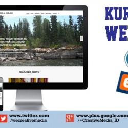 Kursus Website Blog