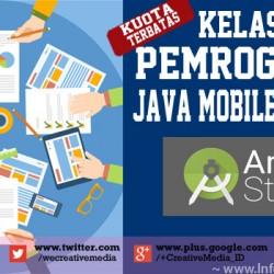 Kelas Reguler Java Mobile & Android